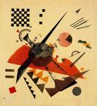 Kandinsky - Orange