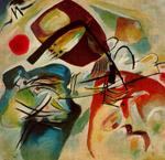 Kandinsky - Table with black bow