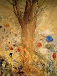 Odilon Redon - Buddah In His Youth