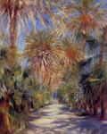 Pierre-Auguste Renoir - Algiers, the Garden of Essai