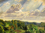 Charles Burchfield - Clearing Sky