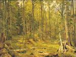 Ivan Shishkin - Mixed Forest 1