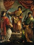 Jacopo Bassano (Jacopo Da Ponte) - Three Martyr Saints