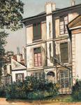Maurice Utrillo - Cuvier-s house in the Botanical Garden