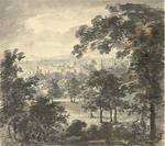 Paul Sandby - Windsor Castle from the Great Park