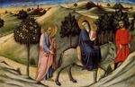 Sano Di Pietro - The Flight into Egypt