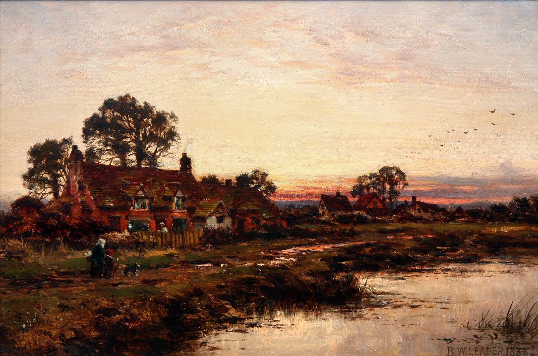 Benjamin Williams Leader - WORCESTERSHIRE RIVERSIDE COTTAGES
