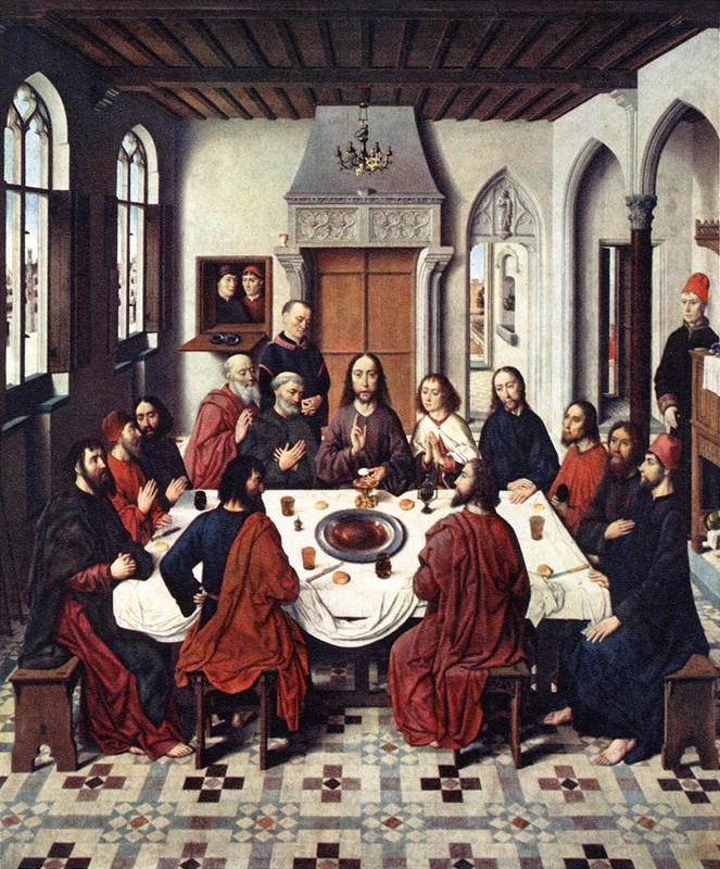 The Last Supper (Dirk Bouts)