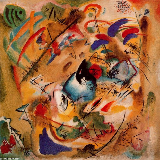 Dreamy Improvisation (Kandinsky)