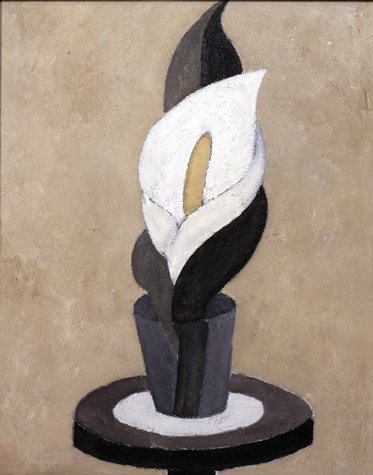 Marsden Hartley - Still Life (The Lily)