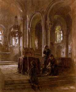 Léon Augustin L'hermitte