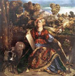 Dosso Dossi (Giovanni Di Niccolò De Luteri)