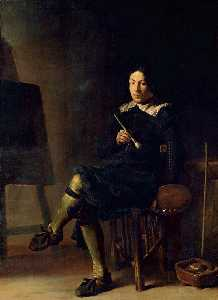 Cornelis Saftleven (Cornelis Zachtleven)