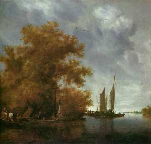 Jacob Salomonsz Ruysdael