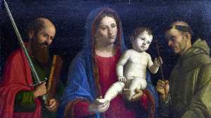 Giovanni Battista Cima Da Conegliano