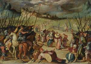 Isaac Claesz Van Swanenburg (Isaac Nicolai Van Swanenburg)