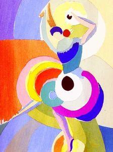 Sonia Delaunay (Sarah Ilinitchna Stern)