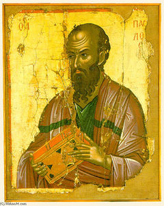 Theophanes The Cretan (Theophanes Strelitzas)