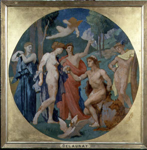 Jules Elie Delauney