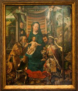 Colijn De Coter (Colyn Van Brusele)