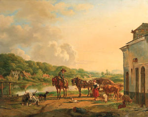 Pieter Gerardus Van Os