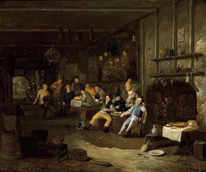 Egbert Van, The Younger Heemskerck