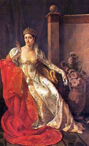 Marie Guillemine Benoist (Marie Guillemine De Laville Leroux)