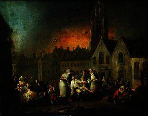 François Louis Joseph Watteau (Watteau De Lille)