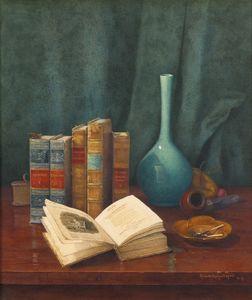 Claude Raguet Hirst