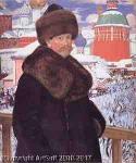 Boris Mikhaylovich Kustodiev
