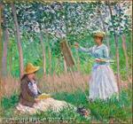 Blanche Hoschedé-Monet