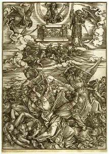 Albrecht Durer - four Avenging angels Of The Apocalypse