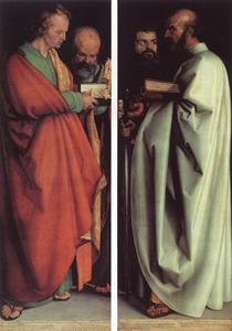 Albrecht Durer - The Four Holy Men