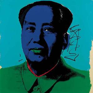 Andy Warhol - Mao (8)