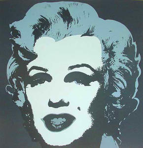 Andy Warhol - Marylin Gray