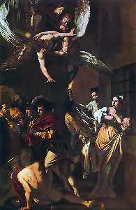 Caravaggio (Michelangelo Merisi) - The Seven Acts Of Mercy
