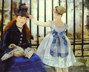 Edouard Manet - The Railway