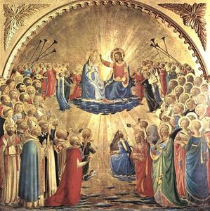 Fra Angelico - The Coronation of the Virgin