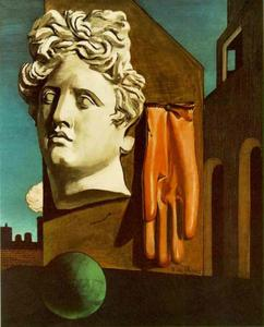 Giorgio De Chirico - Song of Love