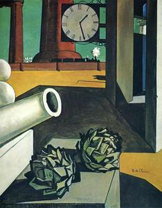 Giorgio De Chirico - The Conquest of the Philosopher