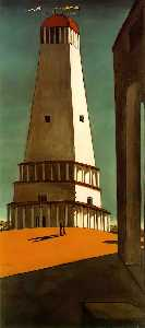 Giorgio De Chirico - The Nostalgia of the Infinite