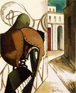 Giorgio De Chirico - The Vexations of the Thinker