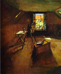 Henri Matisse - Studio under the Eaves