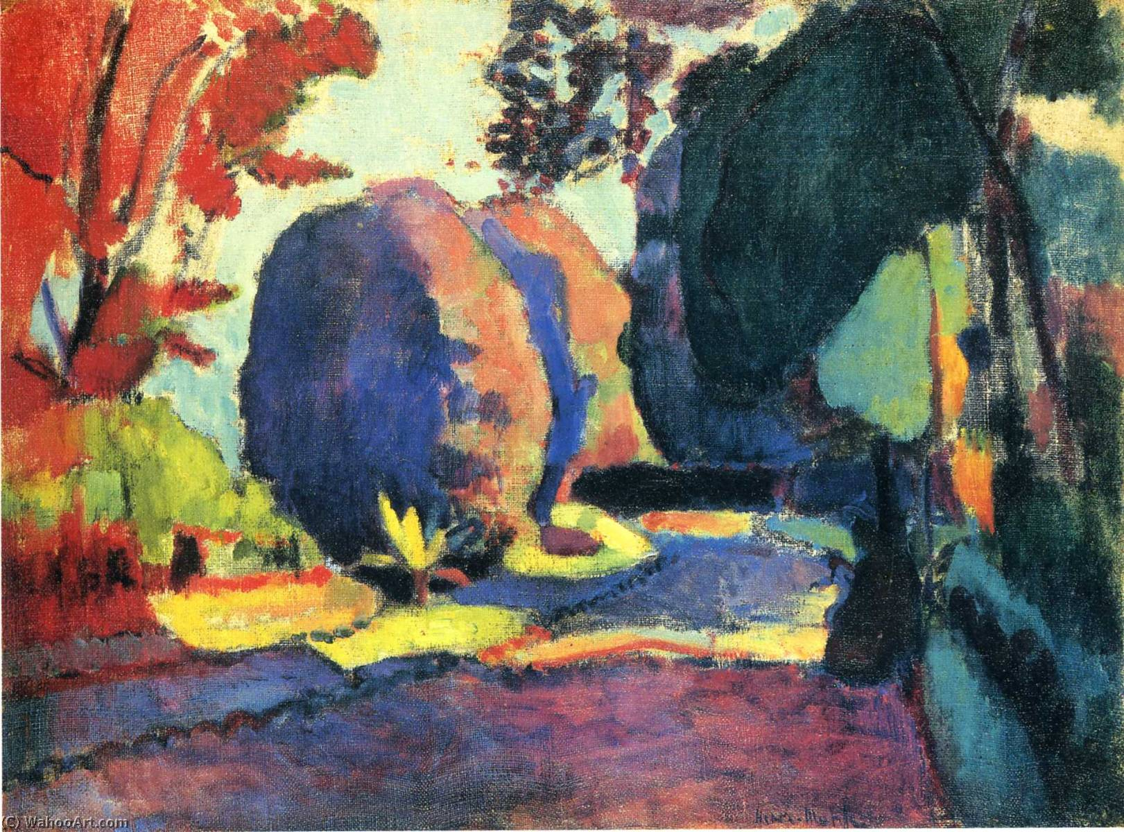 Gallery Henri Matisse, (France), (1869-1954) - The complete works ...