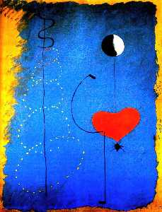 Joan Miro - Dancer