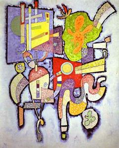 Wassily Kandinsky - Complex-Simple