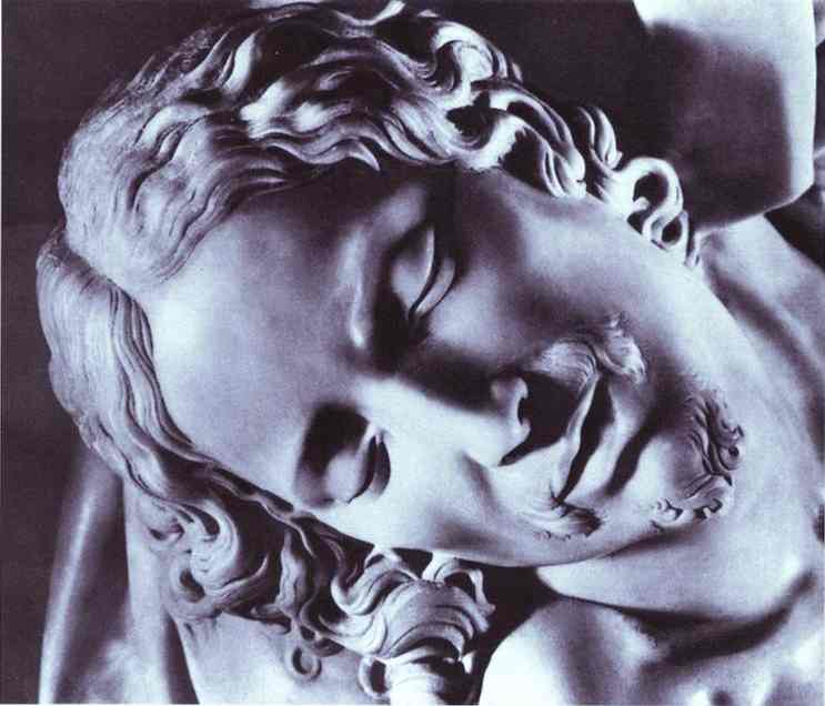 Pieta (detail, Sculpture by Michelangelo Buonarroti (1475-1564, Italy)
