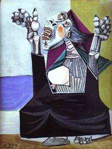 Pablo Picasso - The suppliant