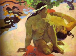 Paul Gauguin - Aha oe feii (Are You Jealous)