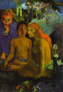 Paul Gauguin - Barbarous Tales